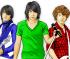 Colorir os Jonas Brothers